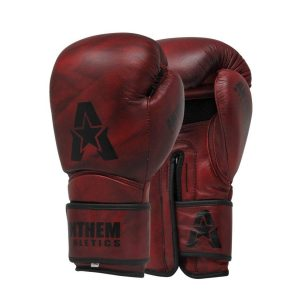 Anthem Stormbringer II Leather Boxing Gloves