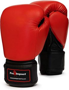 Pro Impact Boxing Gloves