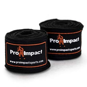 Pro Impact Mexican Style Boxing Hand wraps 180 with Closure