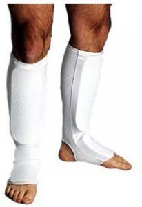 ProForce Cloth Shin Instep Guard For Sparrin