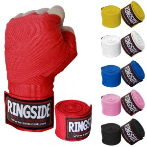 Ringside Mexican Style Boxing Hand wraps (1 Pair)