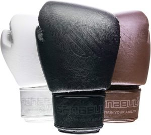 Sanabul Battle Forged Muay Thai Style Kickboxing Professional Gloves