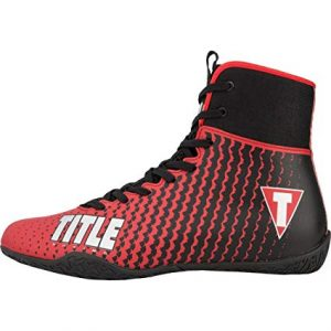 Title Predator II Boxing Shoes